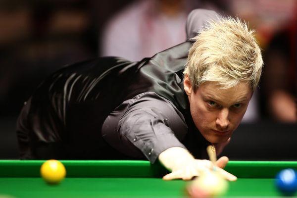 Neil Robertson - Eurosport - Getty Images