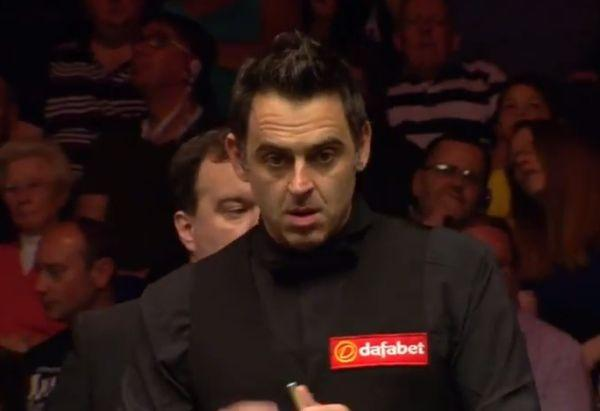 Ronnie O'Sullivan - English Open 2017
