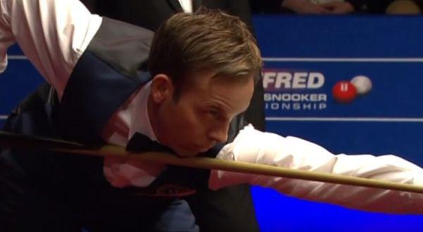 Allister Carter Snooker világbajnokság