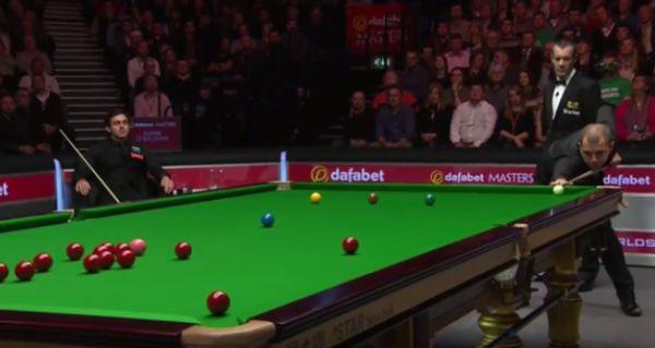Snooker- Barry Hawkins