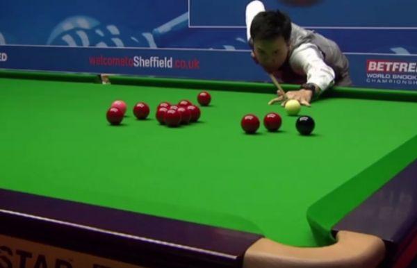 Marco Fu Snooker Világbajnokság