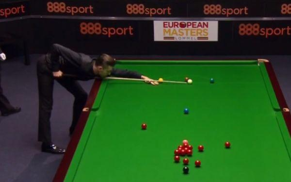 Selby - European Masters