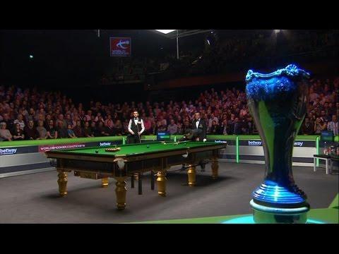 Embedded thumbnail for UK Championship döntő: a döntő frame (videó)